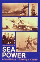 20219 - Potter, E.B. - Sea power. A naval history