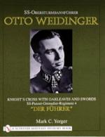 20480 - Yerger, M.C. - SS-Obersturmbannfuehrer Otto Wedinger Knight's Cross with Oak-leaves and Swords