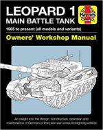 20514 - Cecil-Shackleton, M.-K.M. - Leopard 1 Main Battle Tank Owner's Workshop Manual. 1965 to present (all models and variants)