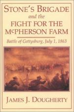 20520 - Dougherty, J. - Stone's Brigade on McPherson's Ridge