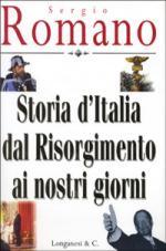 20621 - Romano, S. - Storia dell'Italia dal Risorgimento ai giorni nostri