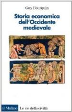20644 - Fourquin, G. - Storia economica dell'occidente medioevale