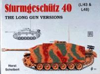 20714 - Scheibert, H. - Sturmgeschuetz III - Long Gun Versions