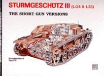 20715 - Scheibert, H. - Sturmgeschuetz III - Short Gun Versions