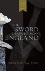 20765 - Ellis Davidson, H. - Sword in Anglo-Saxon England (The)
