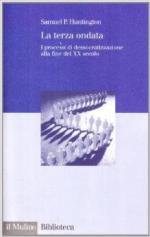 20848 - Huntington, S.P. - Terza ondata. I processi di democratizzazione alla fine del XX secolo (La)