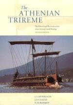 20864 - AAVV,  - Athenian trireme. The history and reconstruction of an ancient greek warship (The)