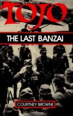 20907 - Browne, C. - Tojo. The last banzai