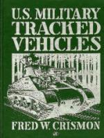 20990 - Crismon, F.W. - US Military Tracked Vehicles