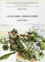 21062 - Viotti, A. - Uniforme grigio verde 1909-18 (L')