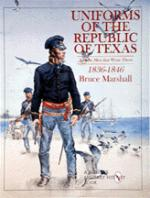 21077 - Marshall, B. - Uniforms of the Republic of Texas 1836-46