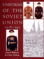 21078 - Webster, D. - Uniforms of the Soviet Union 1918-45