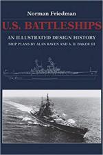21137 - Friedman, N. - US Battleship. An Illustrated Design History