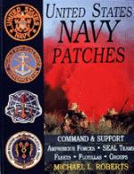 21168 - Roberts, M.L. - United States Navy Patches Vol 4: Amphibious Forces/SEAL Teams/Fleets/Flotillas/Groups