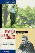 21305 - Graziani, R. - Vita per l'Italia. 'Ho difeso la Patria' (Una)