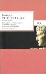 21315 - Svetonio,  - Vite dei Cesari (2 Voll)
