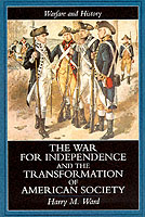 21387 - Ward, H. - War for independence and the transformation of American Society (The)