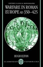 21414 - Elton, H. - Warfare in Roman Europe
