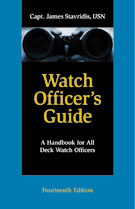 21450 - Stavridis, J. - Watch Officer's guide