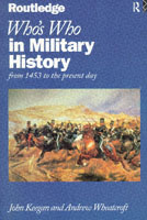 21495 - Keegan-Wheatcroft,  - Who's who in military history from 1453 to the present day