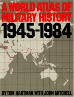 21521 - Hartman, T. - World Atlas of Military History 1945-1984