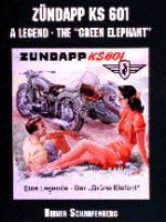 21578 - Scharfenberg, R. - Zundapp KS 601: A Legend on Wheels