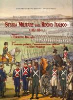 21656 - Crociani-Ilari-Paoletti, P.-V.-C. - Storia Militare del Regno Italico (1802-1814) 3 volumi