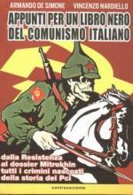 21683 - De Simone-Nardiello, A.-V. - Appunti per un libro nero del comunismo italiano