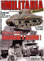 21754 - Armes Militaria, HS - HS Militaria 041: Debarquer a Salerne I
