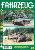 21803 - Blume, P. - Fahrzeug Profile 15: Gepanzerten Truppen des Oesterreischen Bundesheeres