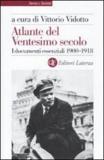 21826 - Vidotto, V. cur - Atlante del Ventesimo Secolo Vol 1: 1900-1918