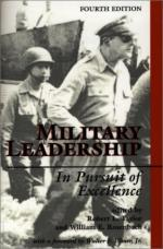21878 - Taylor-Rosenbach, R.L.-W.E. cur - Military Leadership. In pursuit of excellence 5th Ed