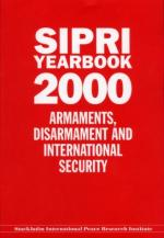 21900 - SIPRI,  - SIPRI Yearbook 2000. Armaments, Disarmament and international security.