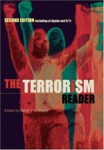22015 - Whittaker, D. - Terrorism Reader (The)