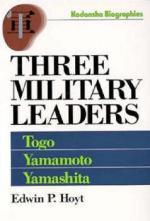 22018 - Hoyt, E. - Three Military Leaders: Togo Yamamoto Yamashita