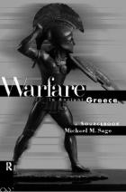 22041 - Sage, M. - Warfare in Ancient Greece. A sourcebook