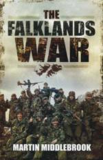 22053 - Middlebrook, M. - Falklands War (The)