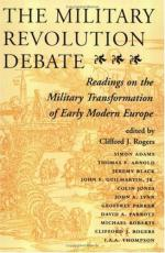 22055 - Rogers, C.J. - Military Revolution Debate (The)