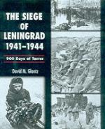 22102 - Glantz, D.M. - Siege of Leningrad 1941-1944 (The)