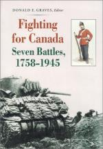 22103 - Graves, D.E. - Fighting for Canada. Seven battles, 1758-1945