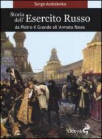 22145 - Andolenko, S. - Storia dell'Esercito Russo da Pietro il Grande all'Armata Rossa