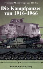 22159 - von Senger und Etterlin, F.M. - Kampfpanzer von 1916-1966 (Die)