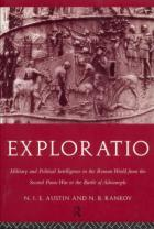 22322 - Austin-Rankov, N.J.E.-N.B. - Exploratio. Military and political Intelligence in the Roman World