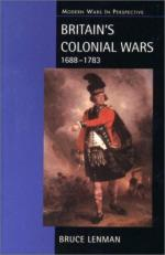 22326 - Lenman, B. - Britain's Colonial Wars 1688-1783