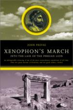 22357 - Prevas, J. - Xenophon's March. Into the Lair of the Persian Lion