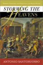 22369 - Santosuosso, A. - Storming the heavens. Soldiers, Emperors and Civilians in the Roman Empire