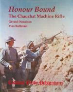 22466 - Deamaison-Buffetaut, G.-Y. - Honour Bound (The Chauchat Machine Rifle)