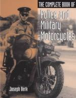 22723 - Berk, J. - Complete book of Police and military motorcycles