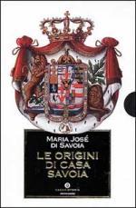 22784 - Savoia, M.J. - Origini di casa Savoia (Le) - Cofanetto 3 Voll