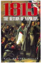 22887 - Austin, P.B. - 1815 The Return of Napoleon